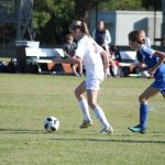 Girls Varsity Soccer falls to Frederica Academy 4 – 1