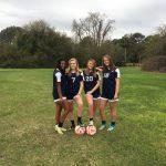 Girls Varsity Soccer beats Palmetto Chrisitan 10 – 0