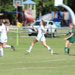 Girls Varsity Soccer beats Spartanburg Day 2 – 1
