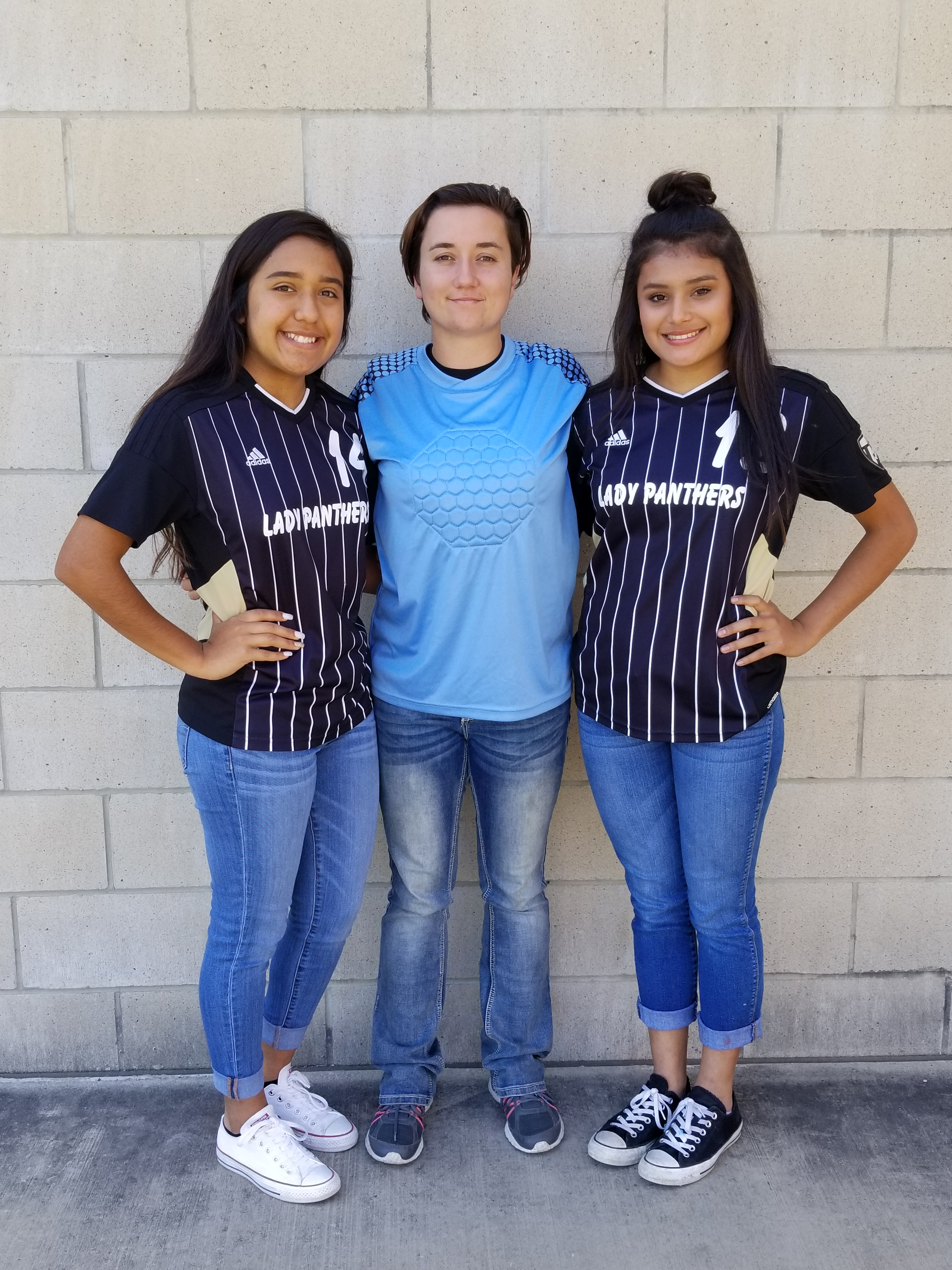 2018 All District Girls' Soccer Selections