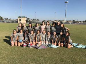 2017 TMHS Varsity Girls Soccer