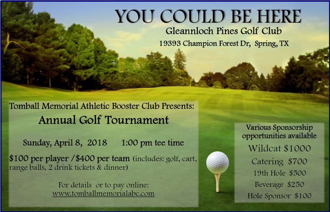 REGISTRATION NOW OPEN FOR TMABC'S GOLF TOURNAMENT!