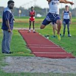 TMHS Hosts District Track Meet 2/23/2018