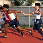 Upcoming TMHS Track Meet Schedules