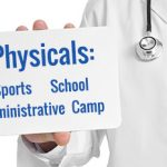 School, Camp and Athlete Physicals at TMHS
