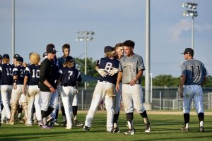 PLAYOFF GAME PICS UP!  Baseball TMHS vs COLLEGE STATION