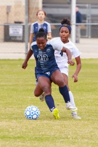 TMHS Girls Soccer vs Cy Ranch – Photo's Up!