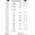 Boys Soccer Schedule Change