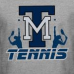 TMHS Tennis Pre-Season Practice