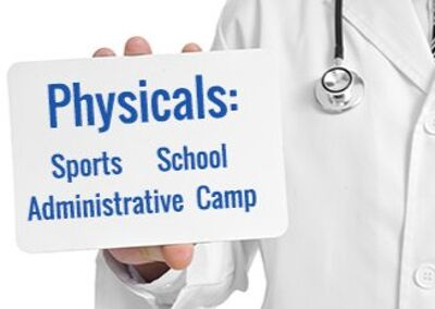 2021-2022 Athletic Physicals
