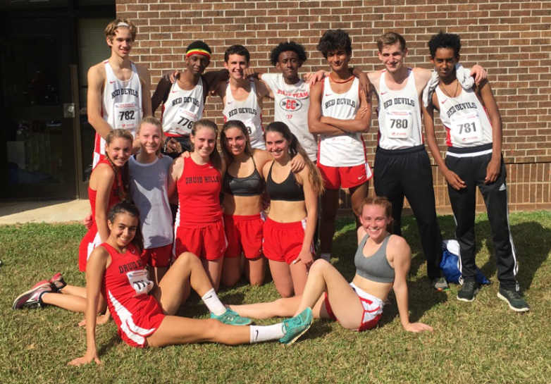 XC COUNTRY POSTS STRONG FINISH AT STATE MEET