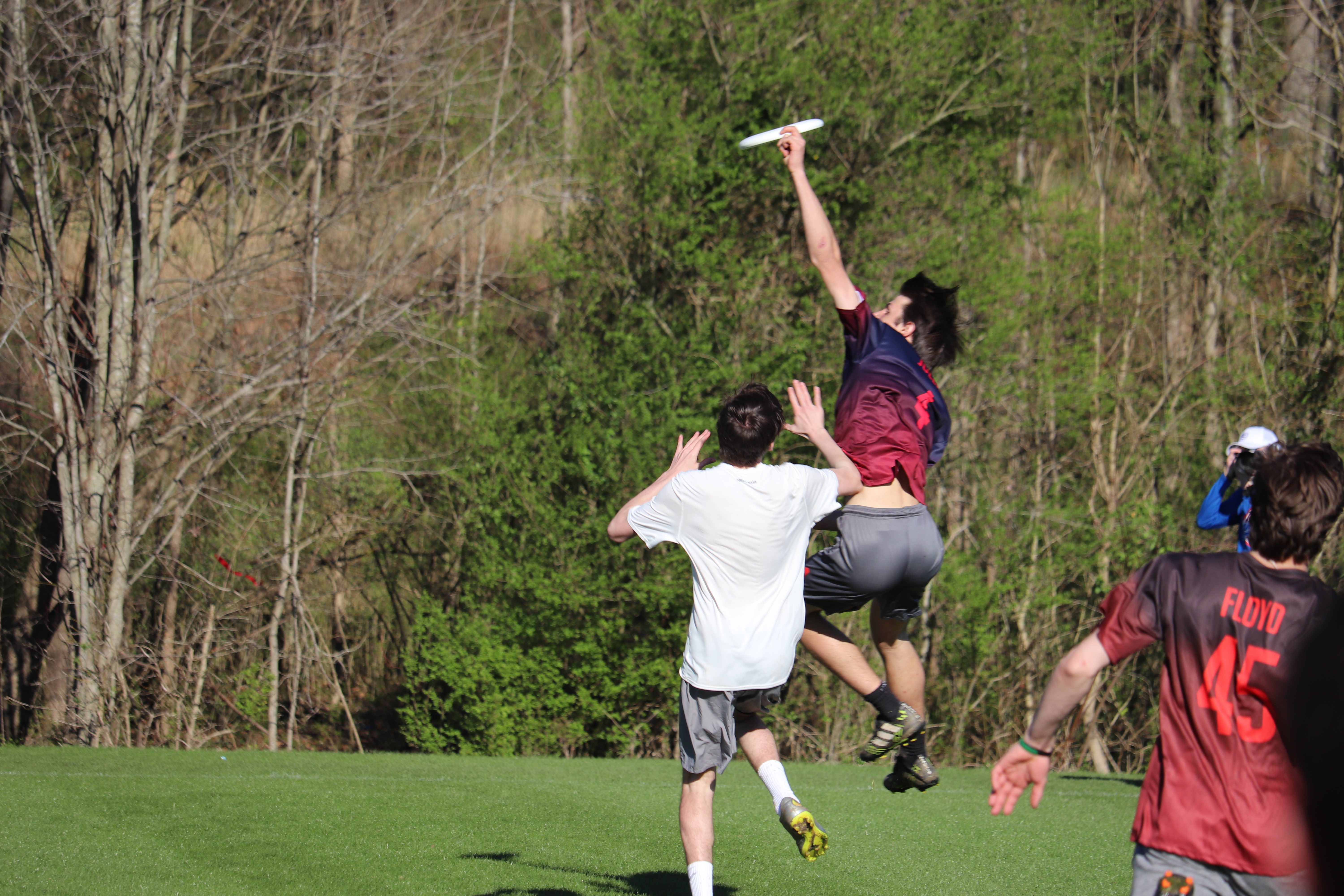 Disc Devils start strong this season