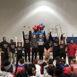 Varsity Gymnastics Wins County Championships!!