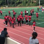 Druid Hills JV Football Beats Lakeside!