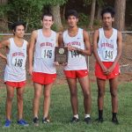 BOYS XC TEAM PLACE 3RD AT DEKALB COUNTY CHAMPIONSHIPS!!