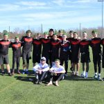 Varsity Ultimate finishes 6th at Queen City Tune-up