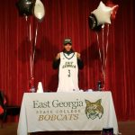 MALIEK SADLER SIGNS WITH EAST GEORGIA STATE COLLEGE