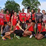 TRACK TEAM REGION 4-AAAA RUNNER-UP