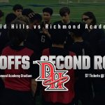 BOYS SOCCER HEADS TO SECOND ROUND OF STATE PLAYOFFS!