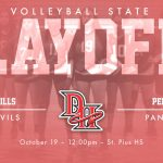 VOLLEYBALL HEADS TO STATE PLAYOFFS