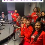 Lady Devils Basketball Star on V-103!