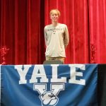 JAMIE ORSON SIGNS TO YALE UNIVERSITY