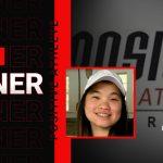Congratulations Alia Conner