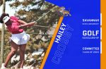 HAILEY CROSBY COMMITS TO SAVANNAH STATE UNIVERSITY