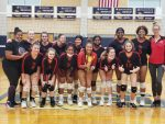 VOLLEYBALL – REGION RUNNER UP!