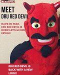 MEET DRU RED DEVIL