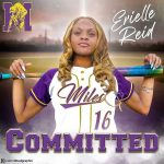 ERIELLE REID COMMITS TO MILES COLLEGE