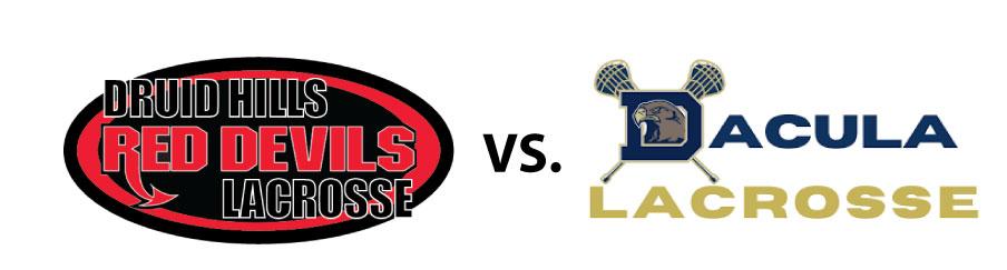 DHHS Boys Varsity Lacrosse vs. Dacula – Full Game