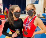 Varsity Gymnastics finishes 4th at County Meet – Stats