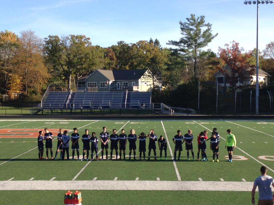 Soccer Wins in a Shoot Out – Advances to District Finals