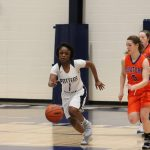Girls Basketball Secures First Win of the Season
