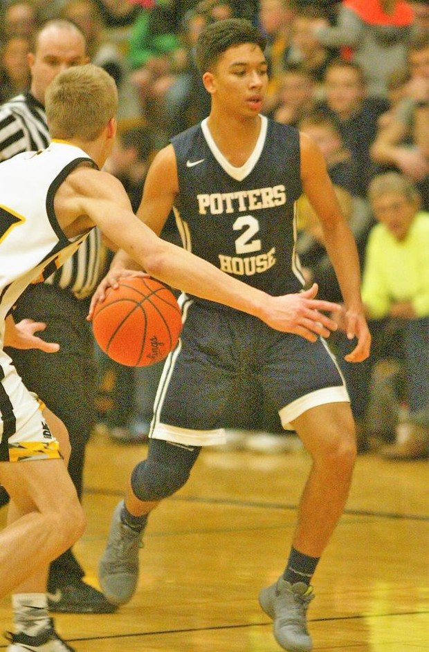 Potter's House Christian finishes strong with conference, league championships