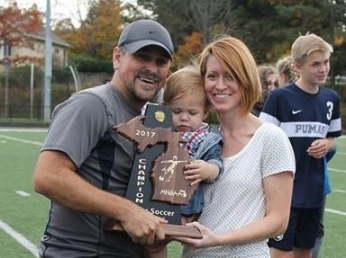 Varsity Soccer Coach, Randy Basinger, Steps Down After 8 Seasons