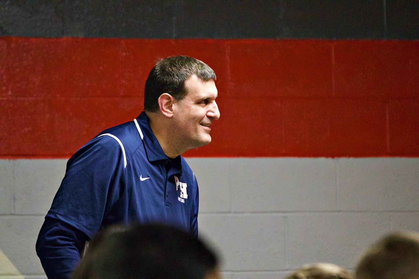 Deloy Johnson steps down as Bowling Coach