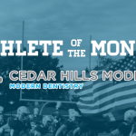 Don't Forget to Vote for the Cedar Hills Modern Dentistry February Athlete of the Month