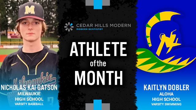 The Cedar Hills Modern Dentistry February Athlete of the Month is…