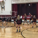 Girls Varsity Volleyball beats TC Bulldogs 0 – 3