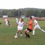 Boys Varsity Soccer falls to Elk Rapids 2 – 0
