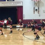Girls Varsity Volleyball falls to Northport 3 – 1