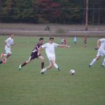 Boys Varsity Soccer beats Northern Michigan Christian 3 – 2