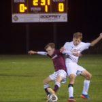Boys Varsity Soccer falls to Cadillac 1 – 0