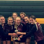 Girls Varsity Volleyball falls to Forest Area 6 – 4