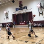Boys Middle School Maroon (B) Basketball falls to Traverse City Bulldogs 37 – 17