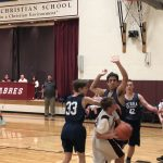 Boys Middle School White (A) Basketball falls to Traverse City Bulldogs 44 – 29