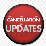Cancellation Updates