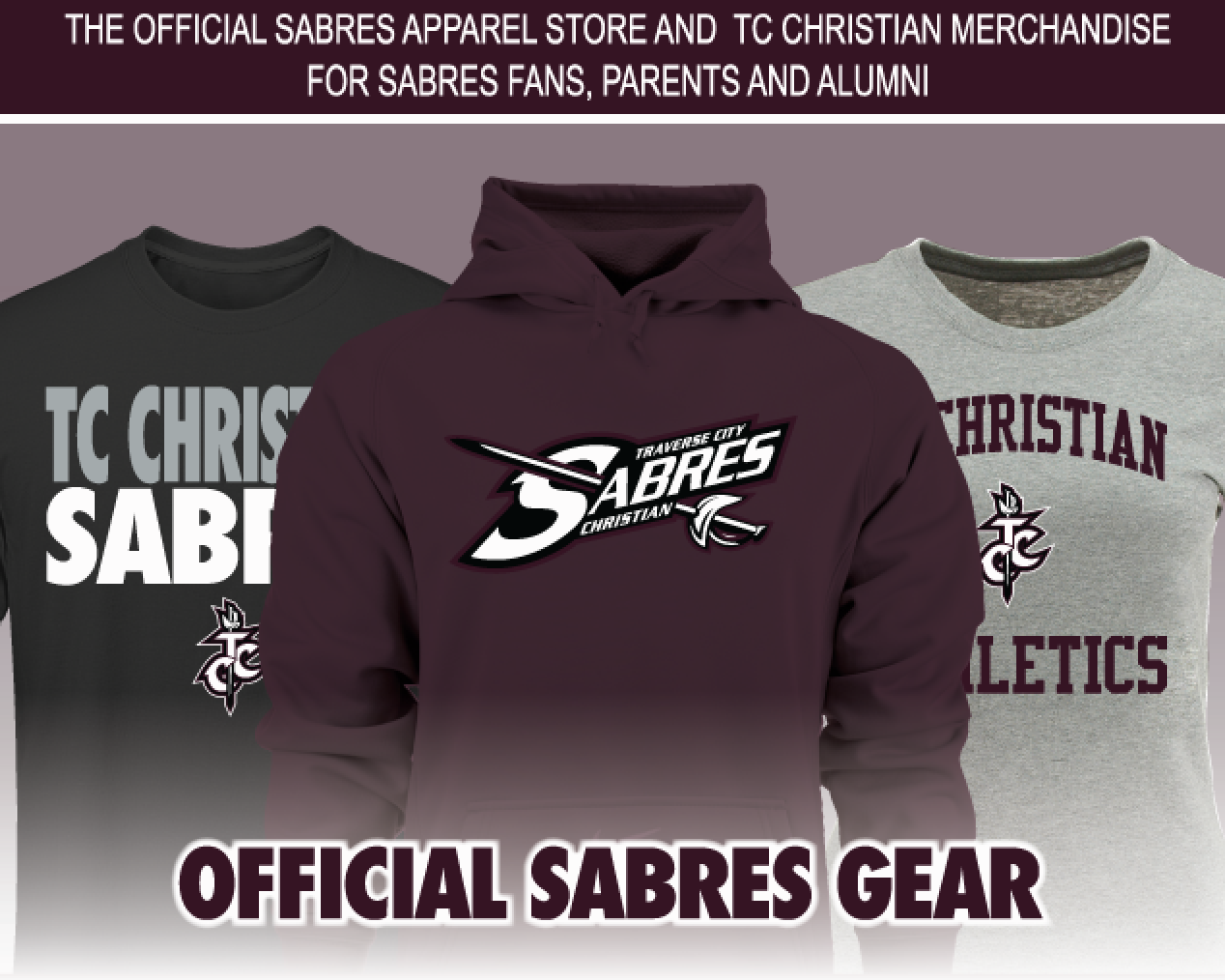 Check Out The New Sabre Store!